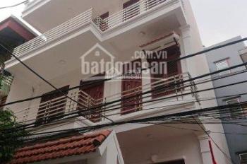 Bán nhà Nguyễn Văn Cừ, 86m2 x 3.5 tầng, 5PN, MT 8m, ngõ taxi vào nhà, nhà xây ở 6 năm vẫn như mới
