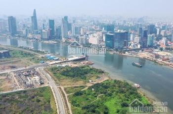 The River Thủ Thiêm Căn hộ thượng lưu nhất nhì Sài Gòn cho giới siêu giàu. Trọn mặt tiền sông SG.