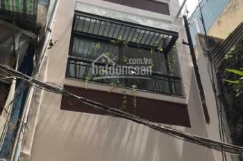 Cho thuê nhà HXH 258/6 Võ Văn Tần, hẻm rộng thông Nguyễn Đình Chiểu, Quận 3