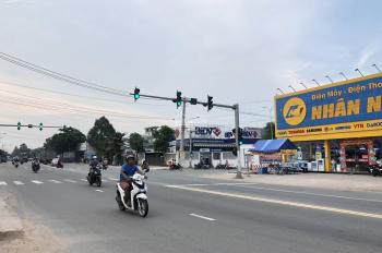 Đất mặt tiền DT 742-Huỳnh Văn Lũy kinh doanh đa ngành nghề DT 527m2, giá 12tỷ500. LH 0901010989