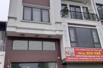 Chính chủ cho thuê gấp nhà mới làm MBKD tại Đức Giang - Long Biên. MT 4.5m, LHCC 0914336355