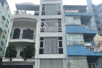 Bán nhà mặt tiền Nguyễn Trãi 2 chiều, Quận 5, DT 4x12m, 6 tầng, giá 23 tỷ