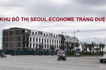 Lô góc đẹp KĐT Seoul Eco Homes ký trực tiếp với chủ đầu tư không qua trung gian