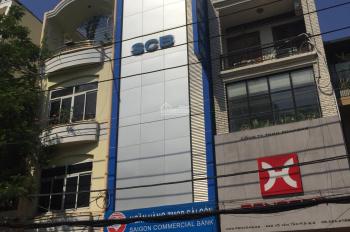 Bán nhà mặt tiền Nguyễn Chí Thanh, ngay BV Chợ Rẫy, DT: 4.2x17m, nhà 5 lầu, giá 19 tỷ TL