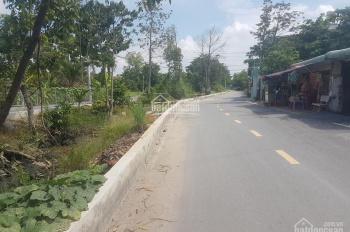 Bán gấp lô đất MT Số 22 KDC Số 5 Phong Phú Bình Chánh SHR giá 1tỷ550/90m2 Lh 0706797103 (My)