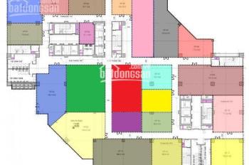 PKD CĐT bán sàn VP từ 31-2300m2, giá từ 33.2tr/m2 50 năm, cho thuê gym & bể bơi tại Stellar Garden