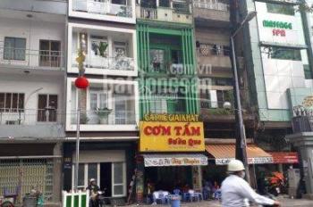 Cần bán gấp nhà mặt tiền Nguyễn Tri Phương, Quận 5, DT: 4.2x18m giá chỉ 19.8 tỷ. 4 lầu đúc kiên cố