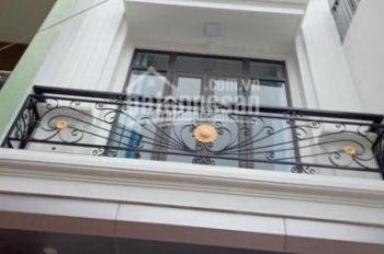 Cho thuê nhà ngõ 98 Thái Hà, Trung Liệt, Đống Đa 50m2 x 4T giá 15tr/th ngõ ô tô