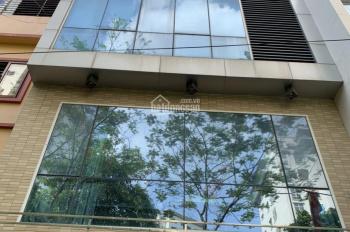 Cho thuê nhà 8 tầng trong ngõ phố Nguyễn Tuân, diện tích 70m2/1 sàn, giá 40 triệu/th. LH 0816618618