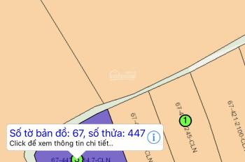 Bán lô đất diện tích 1000m2 mặt trước Sân Bay Quốc Tế Long Thành giá đầu tư 2trx/m2, LH 0943.559175