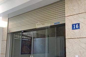 Bán nhà Trần Bình 58m2 mới đẹp, 4tầng, kinh doanh T1, gara, ô tô vào nhà, 6tỷ