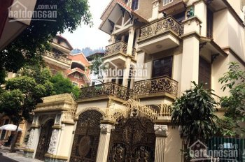 Bán nhà biệt thự Trần Kế Xương DT (10x21m) trệt, 2 lầu, giá 33 tỷ