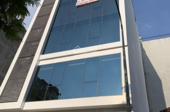 Cho thuê nhà trong ngõ phố Lê Văn Thiêm, 8 tầng * 70m2, giá 40 triệu/tháng. LH: 0985030081