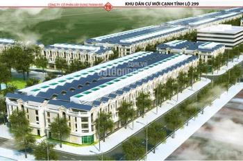 Đất nền sổ đỏ khu đô thị 299 Dĩnh Trì thành phố Bắc Giang 0979136889