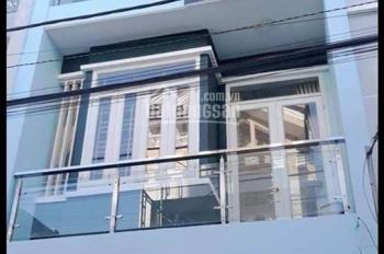 Cho thuê nhà nguyên căn đường Quang Trung, P12, Gò Vấp, nhà gần ngã 4 Quang Trung và Phan Huy Ích