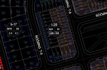 Bán đất khu đô thị An Bình Tân, L29 lô 1X, giá rẻ chỉ 23 tr/m2, LH: 0963829746