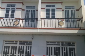 Nhà phố 1 trệt, 1 lầu Chợ Bình Điền, 780tr. LH 0378665331