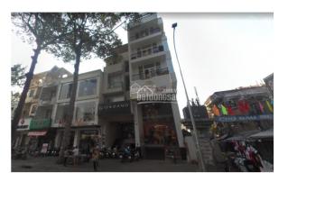 Cần bán nhà Nguyễn Trãi, quận 3, hầm, trệt, 3 lầu, giá 42 tỷ