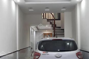 Nhỉnh 4tỷ nhà Trần Phú Hà Đông, gara ô tô, 5 tầng 46m2
