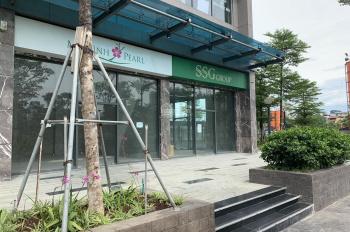 48m2 x 2 tầng đã hoàn thiện thô - lô góc chung cư Mỹ Đình Pearl giá 30 triệu/th