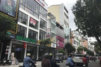 Cho thuê nhà hẻm xe hơi Lê Hồng Phong, Q.10, gần bến xe, DT 7mx20m, 4 tầng, giá 72tr/th TL