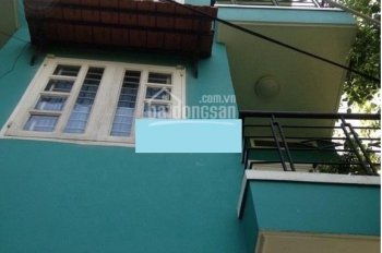 Nhà cho thuê, hẻm đường 58, 1T 2L, 4PN 3WC, nhà có sân, có nội thất LH 0902787844