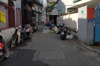 Bán nhà lầu 701 Trần Xuân Soạn Quận 7, DT 5.7*7m, 2PN, WC, hẻm 3.5m, giá 3.75 tỷ, LH 0906072839