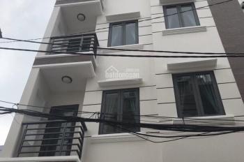 Bán nhà tâm huyết mặt tiền đường phường 14, Gò Vấp, 5x12m, trệt 3 lầu, nhà mới xây giá 5.6 tỷ TL