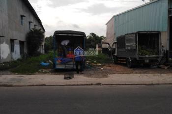 Ngộp lô đất ngay mặt tiền đường DT746 giá 1 tỷ 280, sổ hồng sát bên UBND Tân Vĩnh Hiệp