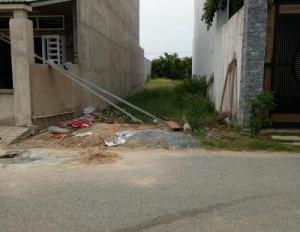 90m2 MT vòng xoay An Phú, TP Thuận An, sổ hồng chính chủ giá 880tr đường nhựa 13m, 0908267651 Kiều