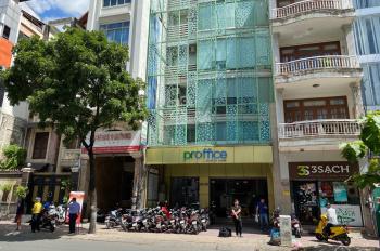 Chỉ còn một căn duy nhất building MT Nguyễn Đình Chiểu, P6, Q3 DT 8.24x24m KC 8 lầu giá 170 tỷ TL