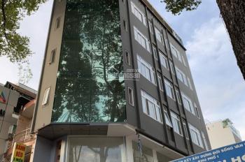 Cần tiền bán gấp nhà mặt tiền Hai Bà Trưng, P. Tân Định, Quận 1. DT 7.4x16m 6 tầng HĐ 200tr/th