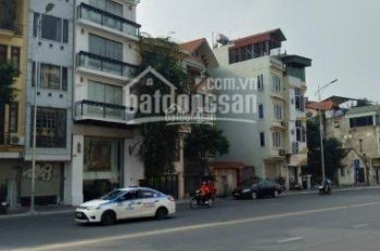 Bán nhà mặt phố Nghi Tàm diện tích 210m2, mặt tiền 5m, sổ đỏ chính chủ, quận Tây Hồ, Hà Nội