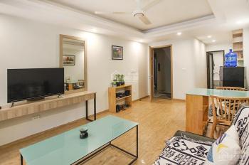 Bán toà nhà căn hộ đẹp 8 tầng, diện tích 111m2, mặt tiền 8m ngõ 124/22 Âu Cơ, Tây Hồ, Hà Nội
