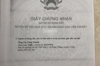 Bán nhà chính chủ gia đình em đang ở tại hẻm Công An Quận Ninh Kiều