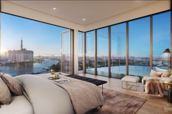 Hot! Penthouse, Pool Villa The River Thu Thiem, suất nội bộ, Giá chỉ 6500$/m2, duy nhất 12 căn, LH: