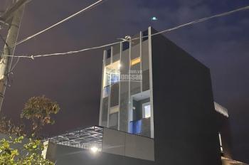 Bán nhà phố 4 tầng, thiết kế hiện đại, DT 5x25m, sân đậu ô tô, đường Lê Văn Lương, cách PMH 10p