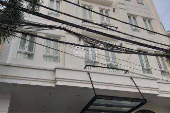 Cần bán gấp căn hộ dịch vụ đường Đoàn Thị Điểm P1, QPN (CN 100.3m2 4 tầng 10 phòng) 17 tỷ