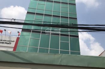 Cho thuê tòa nhà 1 hầm 5 lầu đường Trường Chinh, P. 14, Q. Tân Bình