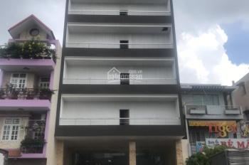 Cho thuê tòa nhà 6 lầu diện tích sàn 1500m2 đường Lạc Long Quân