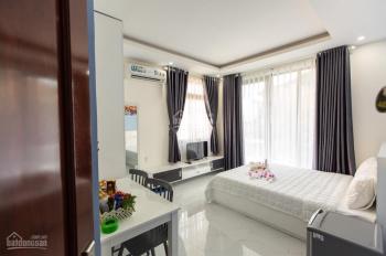 Bán khách sạn Phó Đúc Chính, 7.8mx20m, sát biển Thuỳ Vân, phố khách sạn của Vũng Tàu
