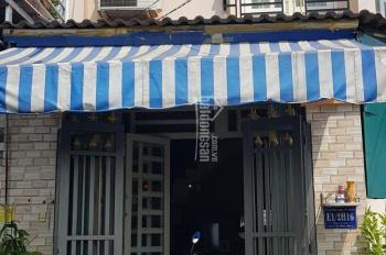 Nhà bán 1 sẹc đường Quách Điêu, Vĩnh Lộc A, Bình Chánh, TPHCM
