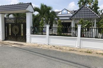 Nhà vườn 15 x 22m mặt tiền đường Đỗ Văn Dậy 16 gần cầu Xáng Hóc Môn