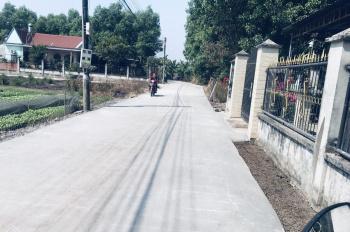 Bán đất gần khu công nghiệp Giang Điền, giá chỉ 320 triệu, đường 6m có sẵn thích hợp mua đầu tư