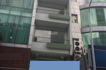 Nhà mặt tiền Nguyễn Văn Đậu 5x21m 4 tầng thích hợp làm VPCT, chuỗi cửa hàng, căn hộ 50 triệu/tháng