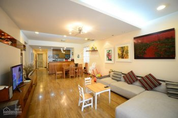 Cho thuê chung cư M5 Nguyễn Chí Thanh, 3 phòng ngủ, full nội thất đẹp, 13,5 tr/th. LH: 0915 651 569