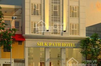 Bán khách sạn 13 tầng 400m2 mặt phố Tông Đản, quận Hoàn Kiếm khách sạn chuẩn 4 sao