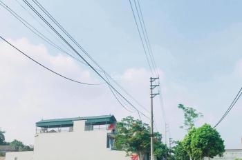 Bán lô đất giãn dân chính chủ ngay trục chính Tân Xã cách CNC 300m. Giá đầu tư 12tr/m2, 091669286
