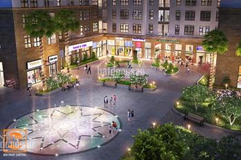 Cần bán gấp căn hộ chung cư Hà Nội Homeland, quận Long Biên, vị trí đẹp, căn góc DT 92.72m2