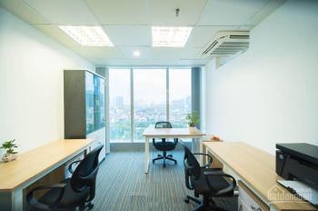 Cho thuê văn phòng Cityland lầu 1 + lầu 2, trống suốt, thiết kế văn phòng hiện đại 10 - 25 tr/th